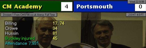4-0 pompey