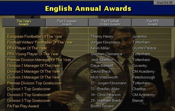 awards S2