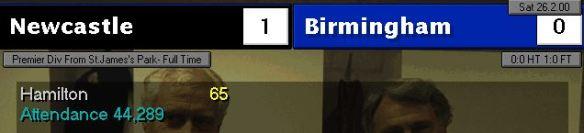 brum 1-0