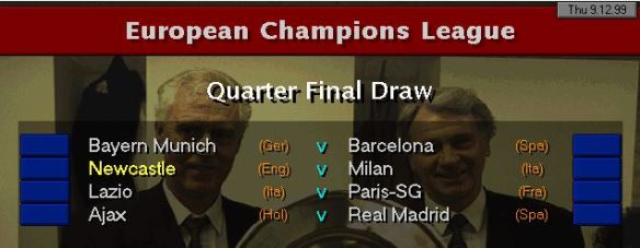 CL QF draw S3