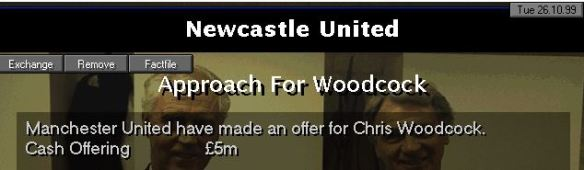 MUFC woodcock