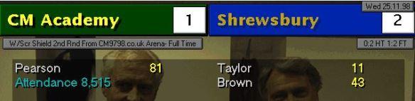 shrews 1-2
