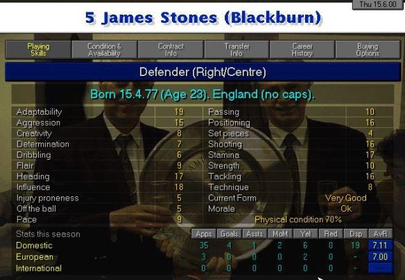 Stones S3