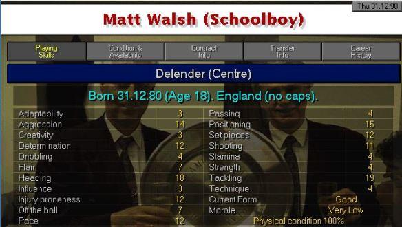 Walshy