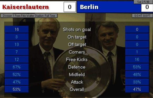 0-0 berlin