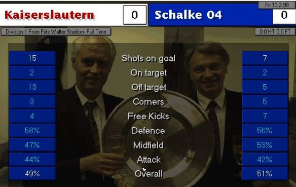 0-0 schalke