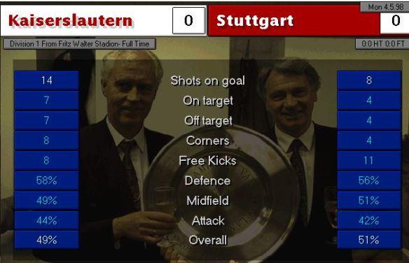 0-0 stuttgart
