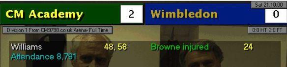 2-0 wimbledon
