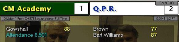 2-1 QPR
