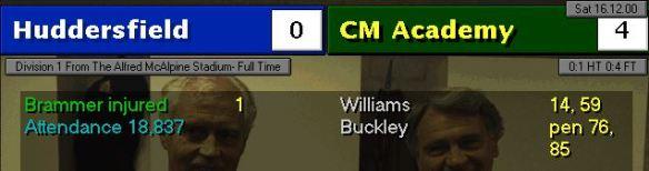 4-0 hudds
