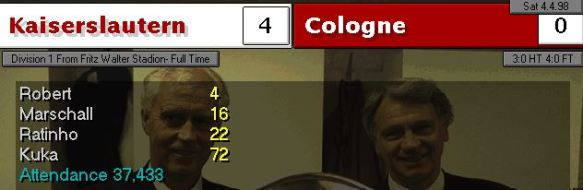 4-0 koln