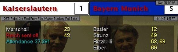 5-1 bayern