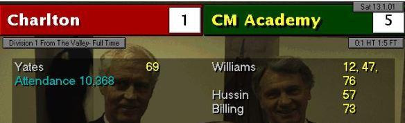 5-1 Charlton