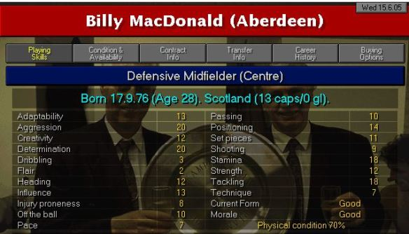 billy mac future