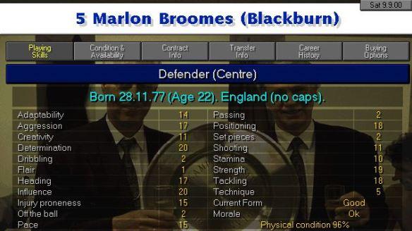 Broomes future