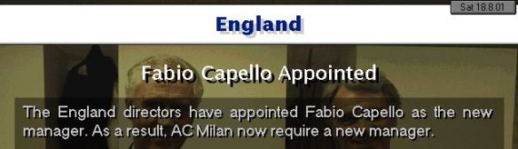 capello to england