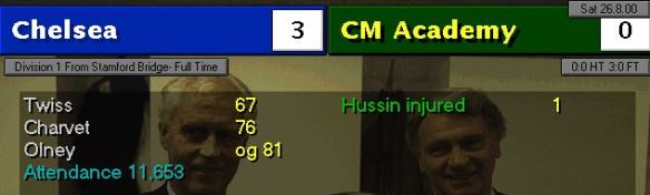 chelsea 3-0