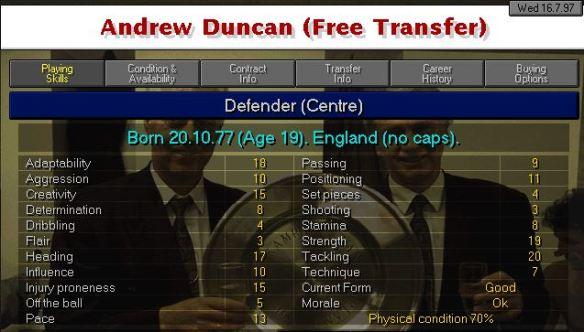 duncan free