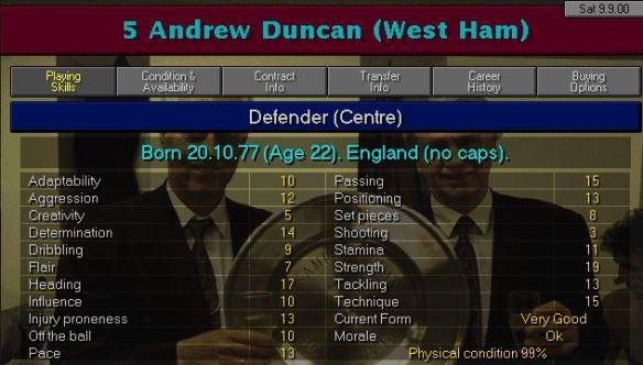 Duncan Season 4
