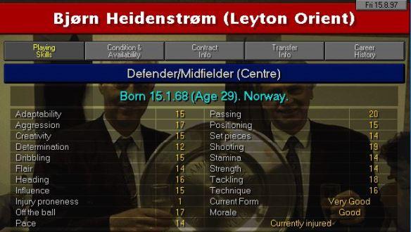 heidenstrom start