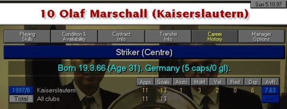 Marschall October