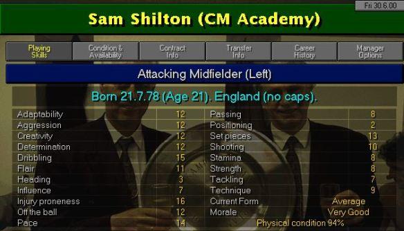 shilton signs