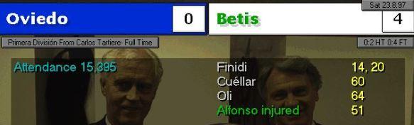 4-0 Oviedo