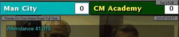 0-0 Man City S11
