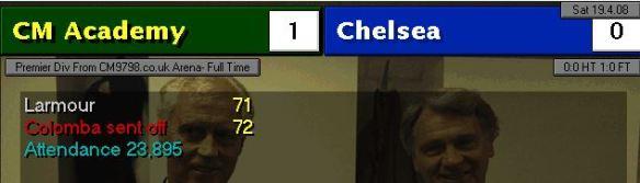 1-0 chelsea