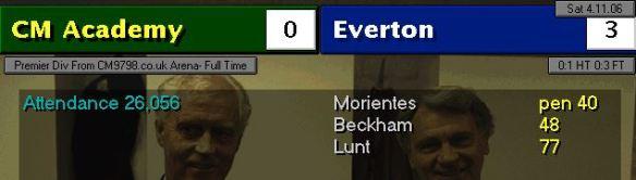 3-0 everton home