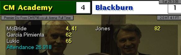 4-1 blackburn