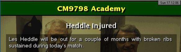 heddle 2 months