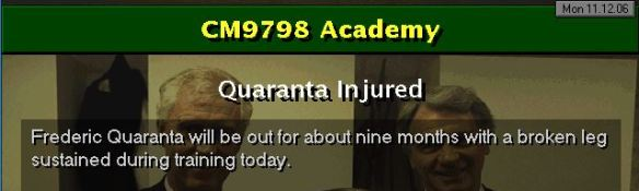 quaranta 9 months