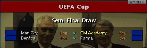 UEFA SF draw