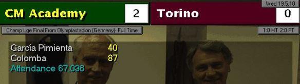 2-0 Torino