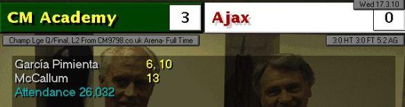 3-0 AJax