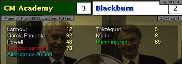 3-2 blackburn S13