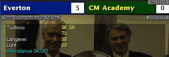 5-0 Everton