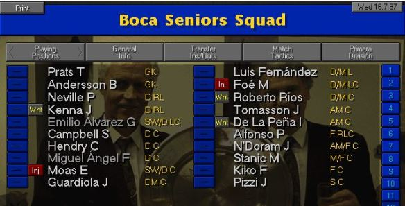 Boca Seniors