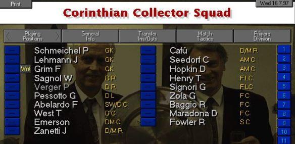 Corinthian Collector