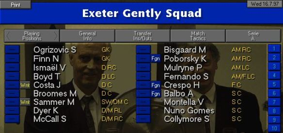 Exeter Gently