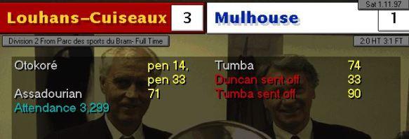 3-1 loss