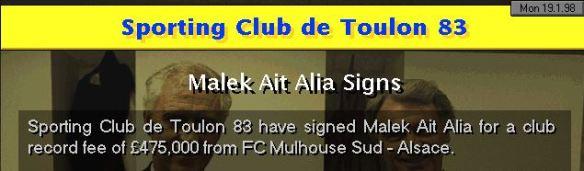 Alia sold
