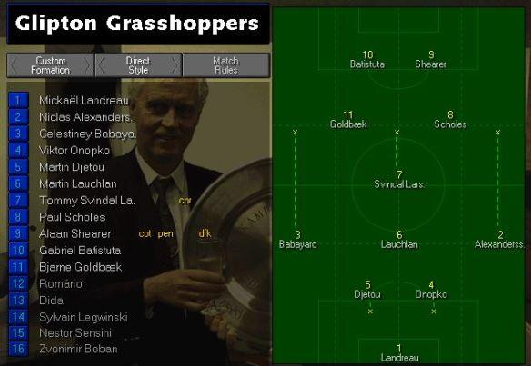 GG tactics