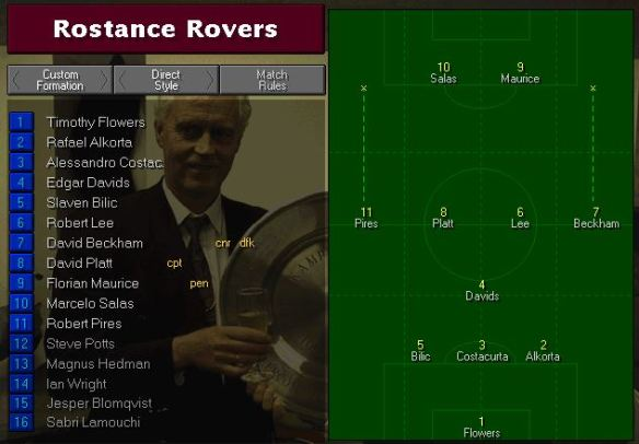 RR tactics