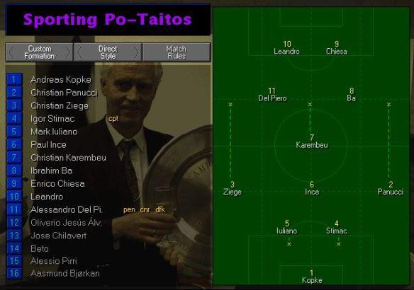 SP tactics