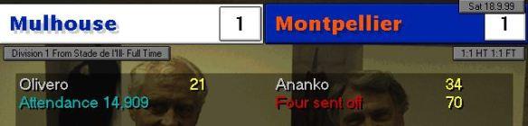 1-1 montpellier