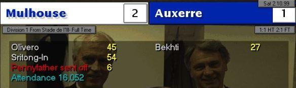 Auxerre home