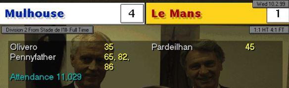 Le Mans home