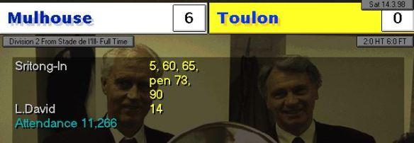 Toulon home